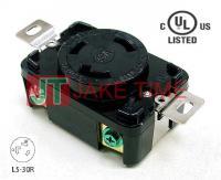 NEMA L5-30R 美規引掛式插座