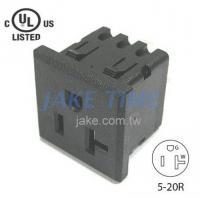 NEMA 5-20R 美規直立式插座