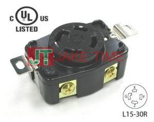 NEMA L15-30R 美規引掛式插座