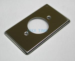 不鏽鋼蓋板(單孔)